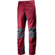 Lundhags Authentic Pants Men Dark Red/Charcoal